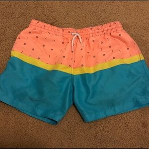 Chubbies size large discontinued print